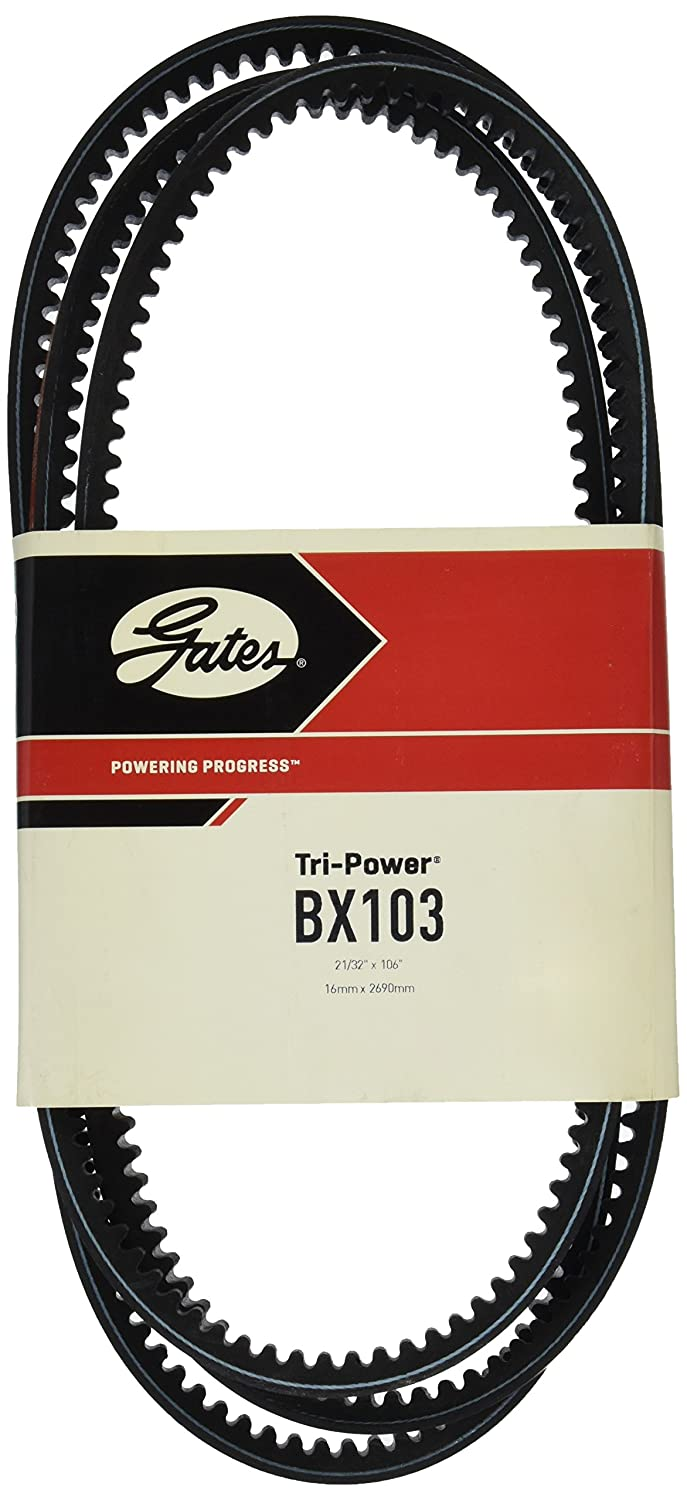 D/&D PowerDrive BX103 V Belt  5//8 x 106in  Vbelt