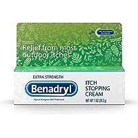 Deals on 2 Benadryl Extra Strength Anti-Itch Relief Cream