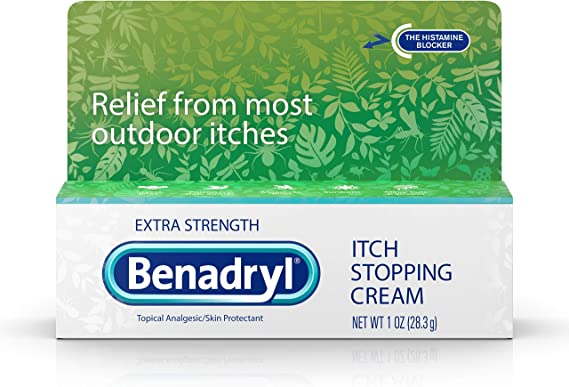 cream to stop itching