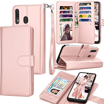 Amazon.com: Funda para Galaxy A30, Galaxy A30 / A20 ...
