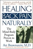 Healing Back Pain Naturally: The Mind-Body
