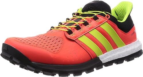 Dispensación asentamiento Consejo  Adidas Adistar Raven Boost Trail Running Shoes: Amazon.co.uk: Shoes & Bags
