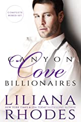 Canyon Cove Billionaires: Five Book Boxed Set