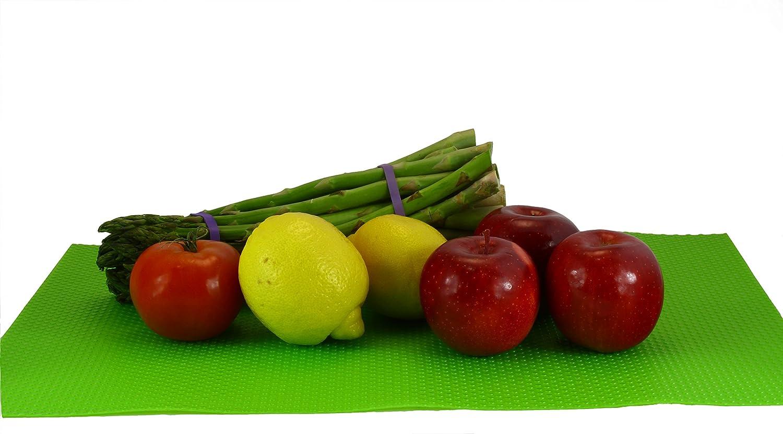 NEW Grand Fusion Fruit Fresh Crisper Drawer Liner Set 2pce