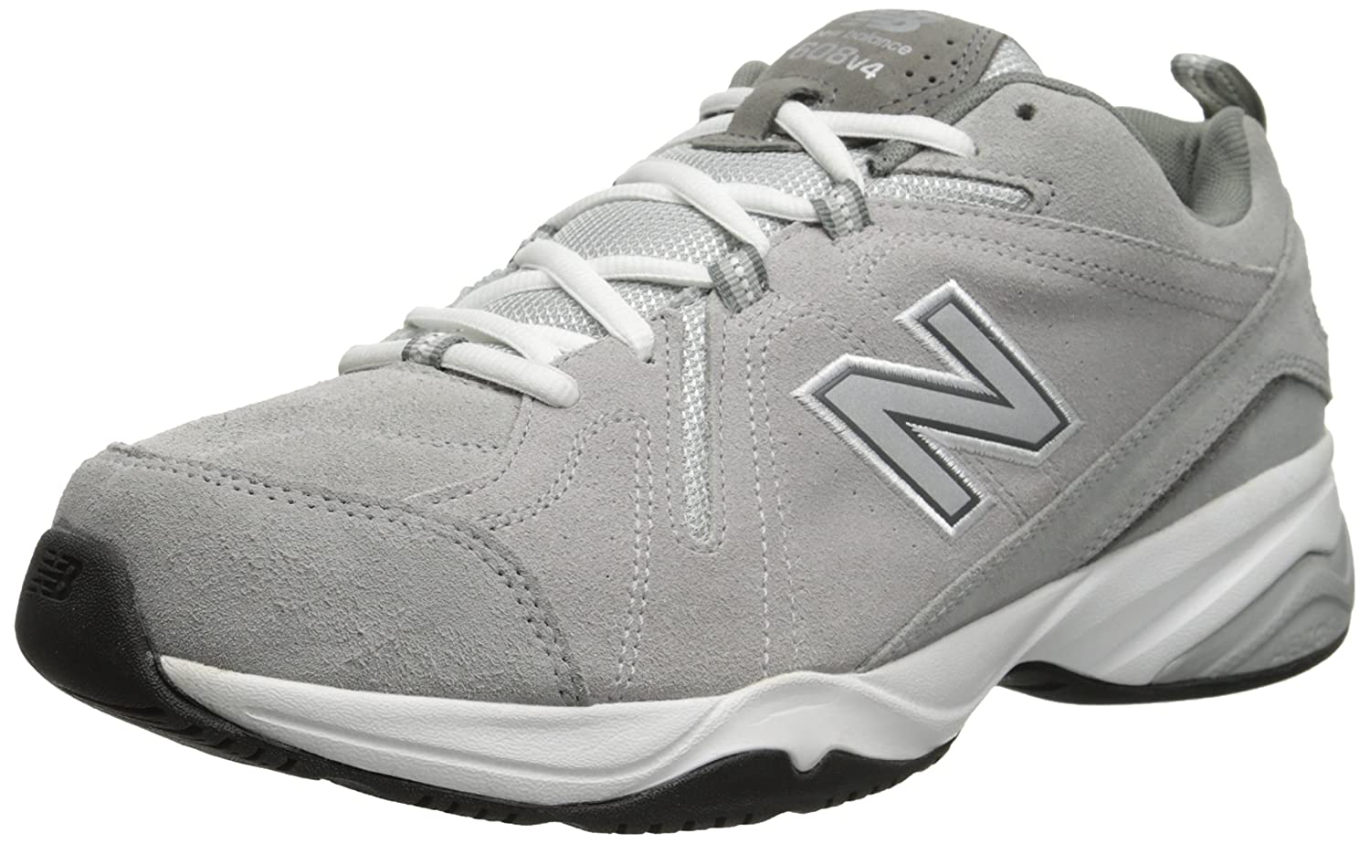激安特価  New Balance Men's Mx608 New Ankle-High Ankle-High Suede Running 4E Shoe B00LNOYE4K グレー 10.5 4E US 10.5 4E US|グレー, 川口町:3d151e99 --- svecha37.ru