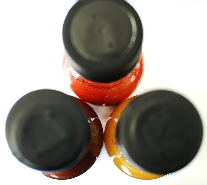 """Triple Regalo""""Picante"""" / 1 salsa muy picante (8-10 de 10"""