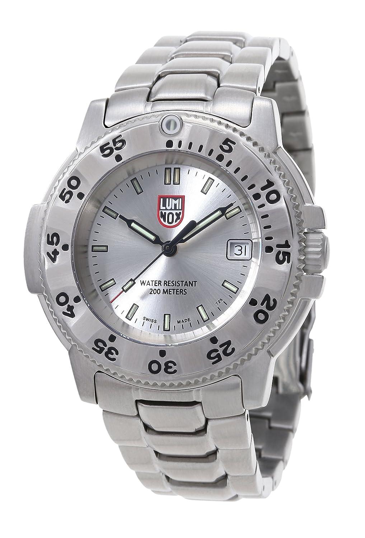 [ルミノックス]Luminox 腕時計 SEASERIES NAVY SEAL STEEL 3200 SERIES 3210 JPN LTD メンズ 【正規輸入品】 B00ZBC3RPM