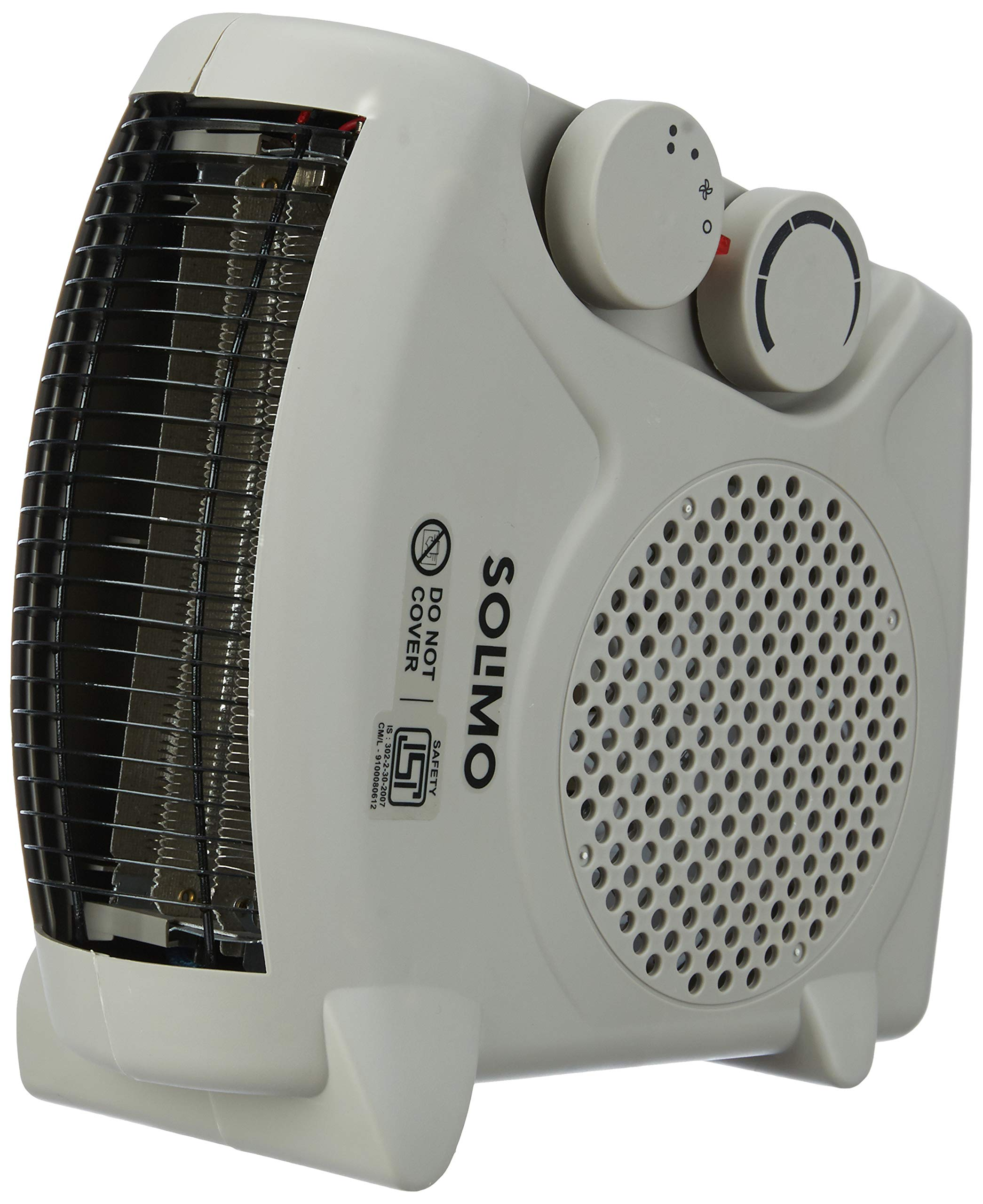 Amazon Brand - Solimo 2000-Watt Room Heater (ISI certified, Beige color, Ideal for small to medium room/area) (B07VSP2PS7) Amazon Price History, Amazon Price Tracker