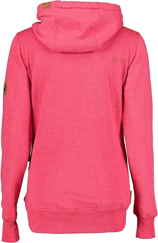 CNSRD Sarah Sweat Women's Hoodie Fuchsia: : Bekleidung