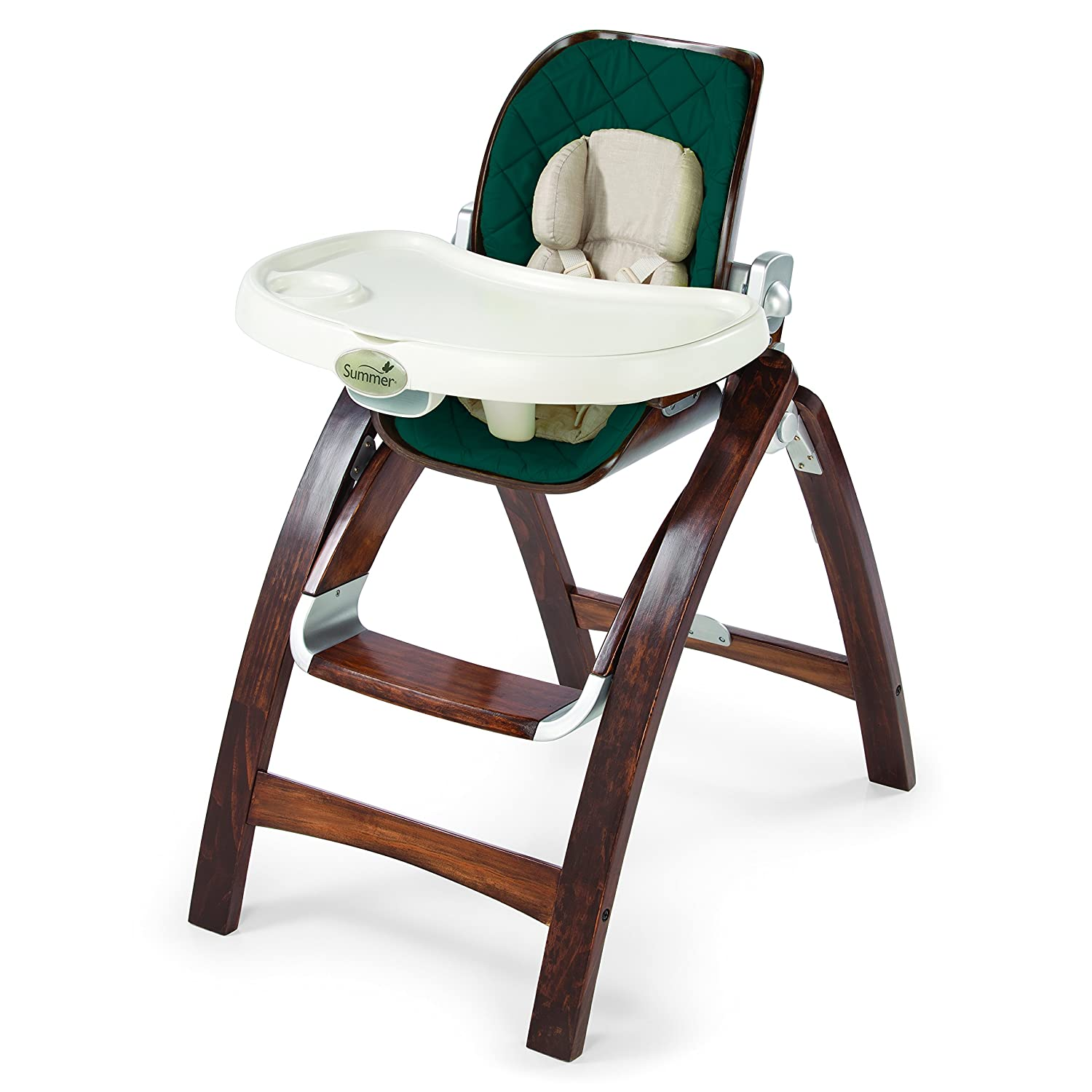 Amazon Summer Infant Bentwood Highchair Totally Teal Baby