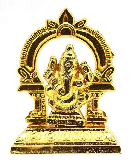 Buycrafty Estatua de Sri Ganesh Ganesha Mandir Yantra Yoga ...