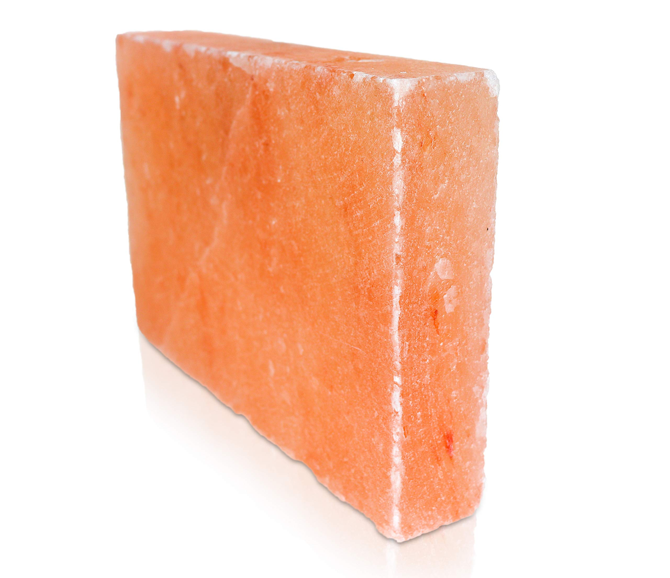 Himalayan Secrets Himalayan Salt Block Cooking Tile for Grilling or Serving - for Building Salt Walls As Well (12'' x 8'' x 2'') by Himalayan Secrets (Image #3)