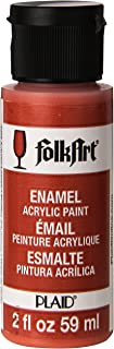 product image for FolkArt Enamel Glass & Ceramic Paint in Assorted Colors (2 oz), 4005, Autumn Leaves