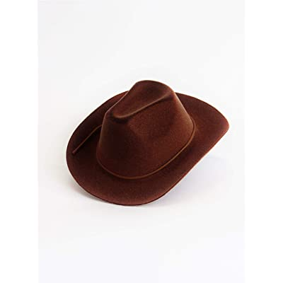 American Fashion World Cowgirl and Cowboy Hat for 18-inch Dolls Fits American Dolls and More: Toys & Games