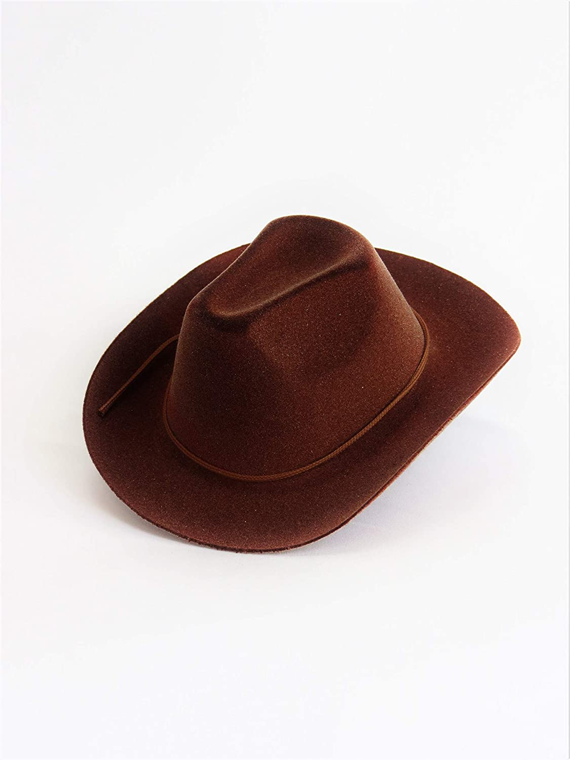 Color Dogs Red Dog Trend Printing Cowboy Hat Fashion Baseball Cap for Men and Women Black and White