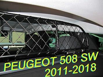 Divisorio Griglia Rete Divisoria Ergotech RDA65-XS8 per trasporto cani e bagagli.