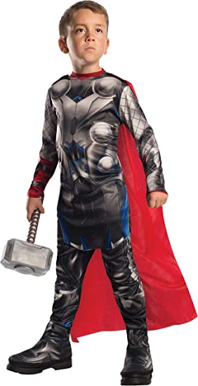 Rubies Marvel Avengers Thor Classic Disfraz L: Amazon.es ...