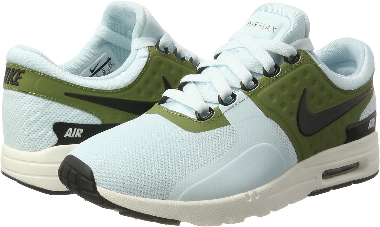 Nike WMNS Air Max Zero, Sneakers Basses Femme