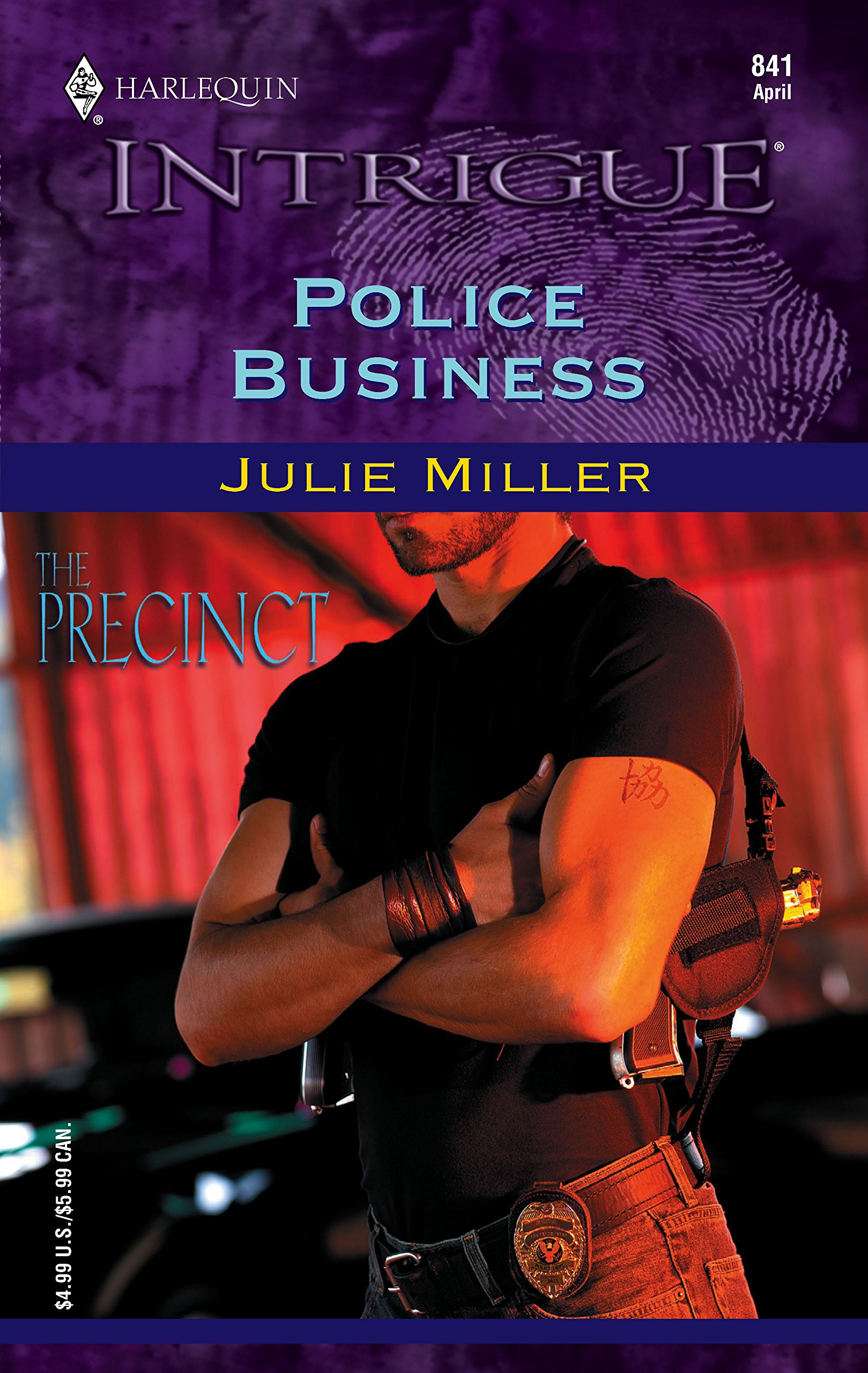 Read Online Police Business PDF