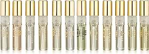 Amouage Sampler Fragrance Miniature 12 Piece Box for Men, 2 count