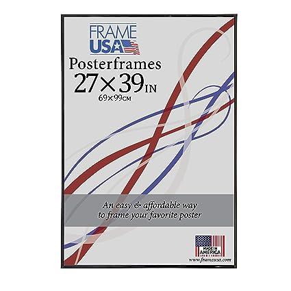 41e23e54e676 Amazon.com - Frame USA Hardboard Poster Frame Frames