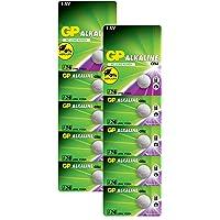 GP Extra Alkaline batterijen 76A knoopcel batterij LR44 1.5V - 10 pack