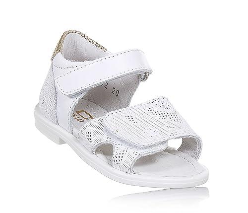 dc9c4d0ef Ciao Bimbi Sandalias de Vestir Para Niña Blanco Size  21 EU  Amazon.es   Zapatos y complementos