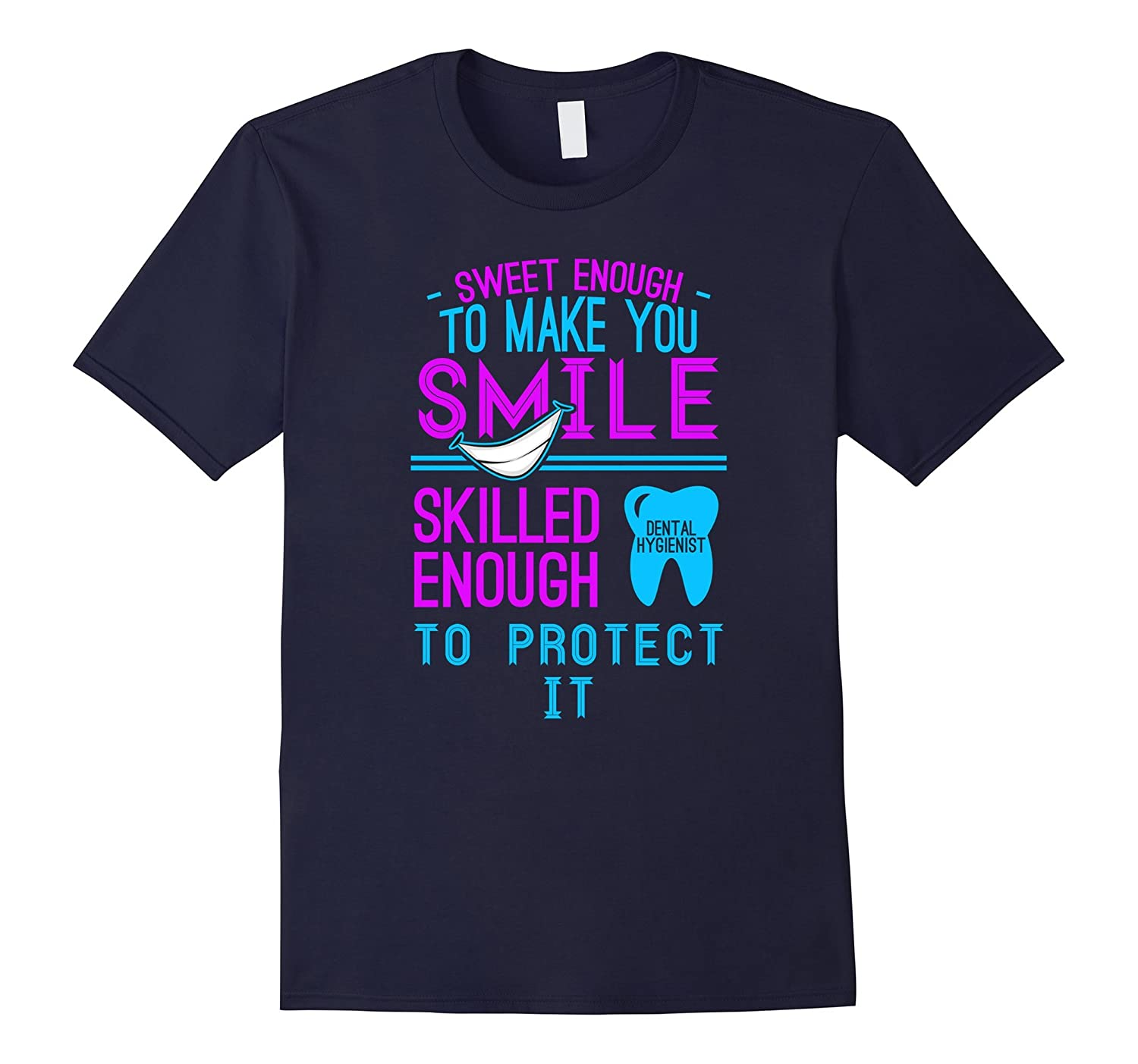Dental Hygienist Graduation Gifts Dental Hygiene Shirts-TD