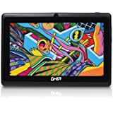 """Ghia 47418N Tablet Any 7"""", 1GB RAM, 8GB, Wi-Fi, Android 5.1, Bluetooth, color Negro"""