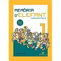 Memòria D'elefant 1: Quadern d'activitats per a primer De Primària: Quadern d'activitats per a nens de 5 a 6 anys…