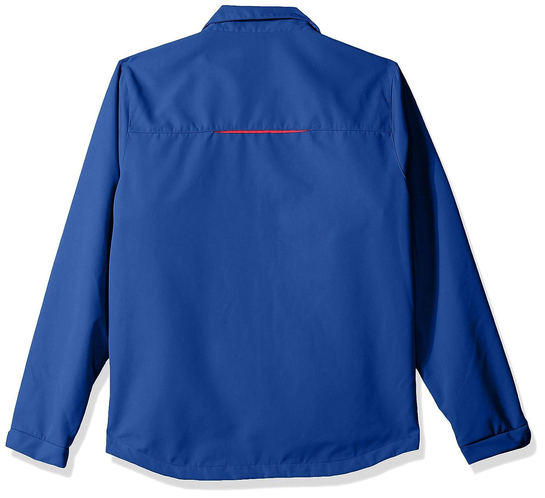 Large G-III Mens Energy Soft Shell Full Zip Jacket Royal