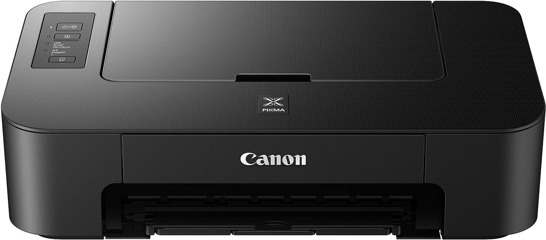 Canon Pixma TS207 Single Function Inkjet Printer (Black)