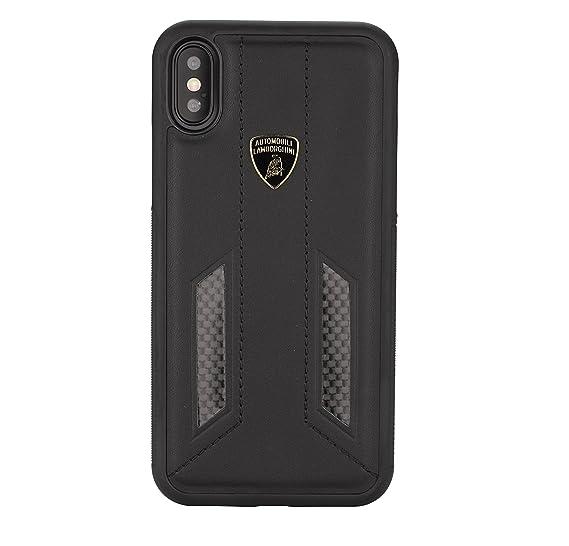 online store f785a 7a14c Amazon.com: Automobili Lamborghini Huracan D6 Premium Leather Case ...