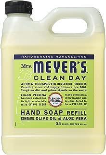 product image for Mrs. Meyer's Liquid Hand Soap Refill, Lemon Verbena, 33 Fluid Ounce