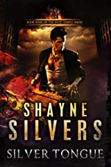 Silver Tongue: Nate Temple Series Book 4 Kindle Edition