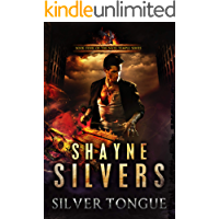 Silver Tongue: Nate Temple Series Book 4 book cover