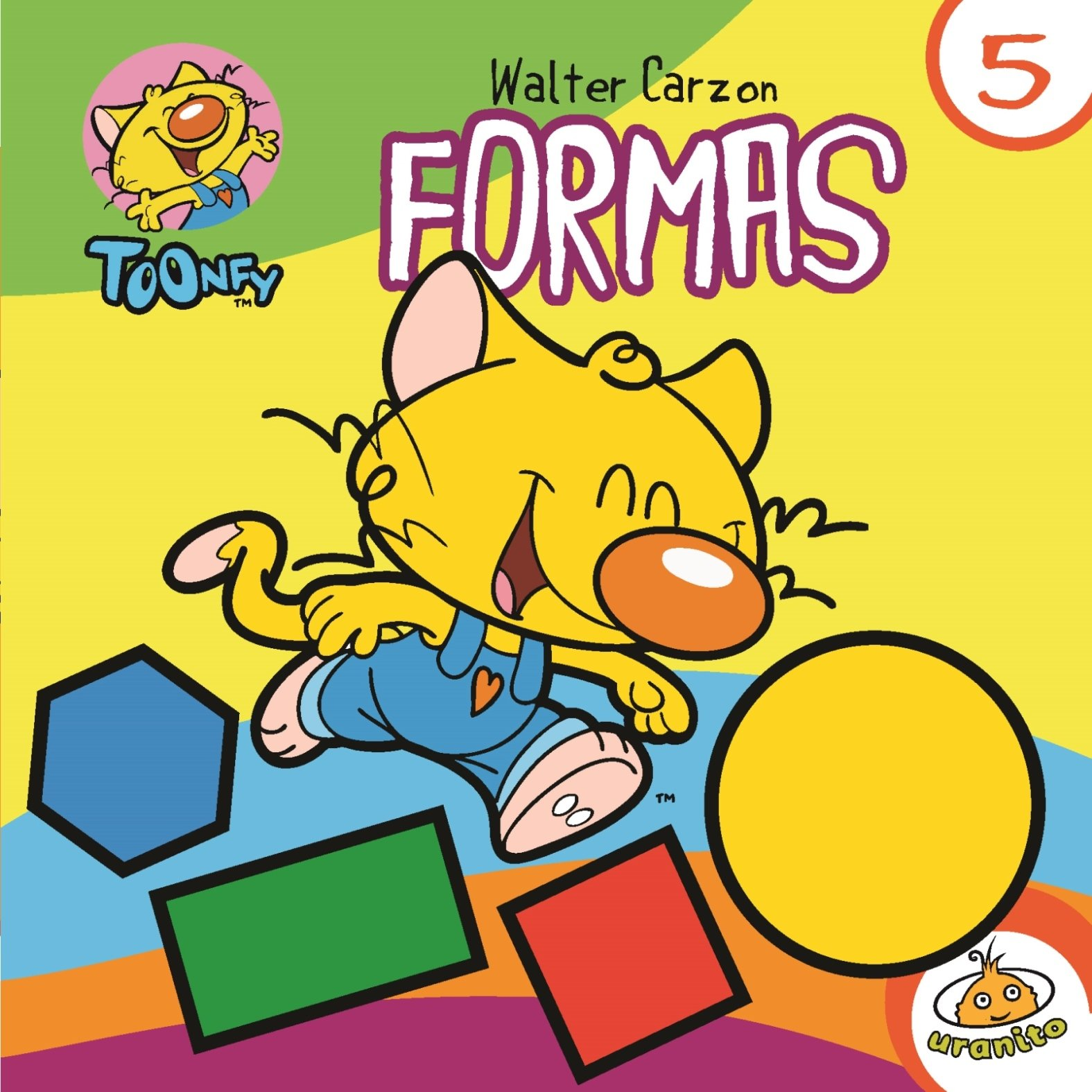 Download Formas (Toonfy 5) (Spanish Edition) PDF