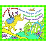 Eureka Dr. Seuss The More You Read Poster