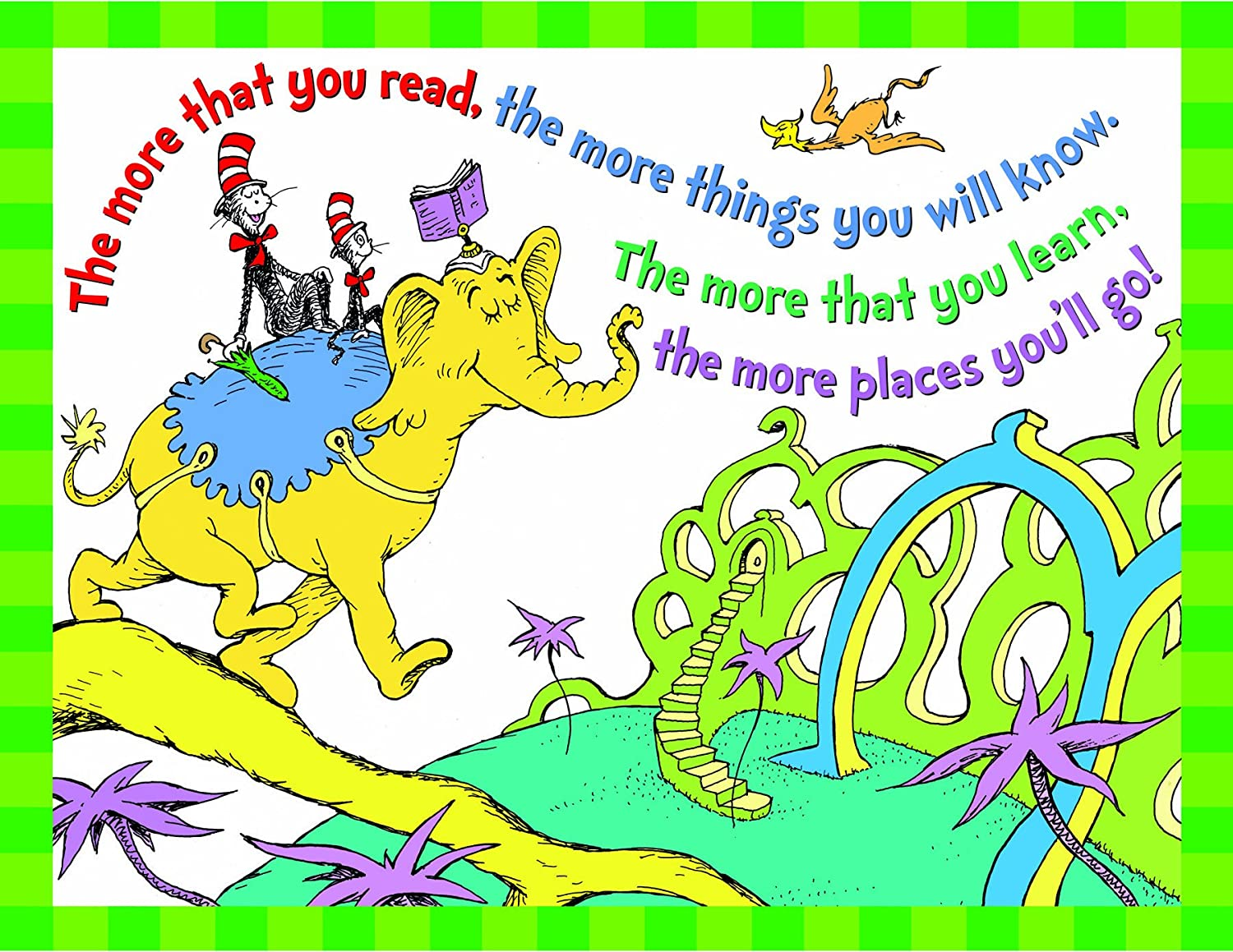Amazon Eureka Druss Cat In The Hat More You Read Classroom