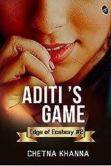 Aditi's Game Kindle Edition