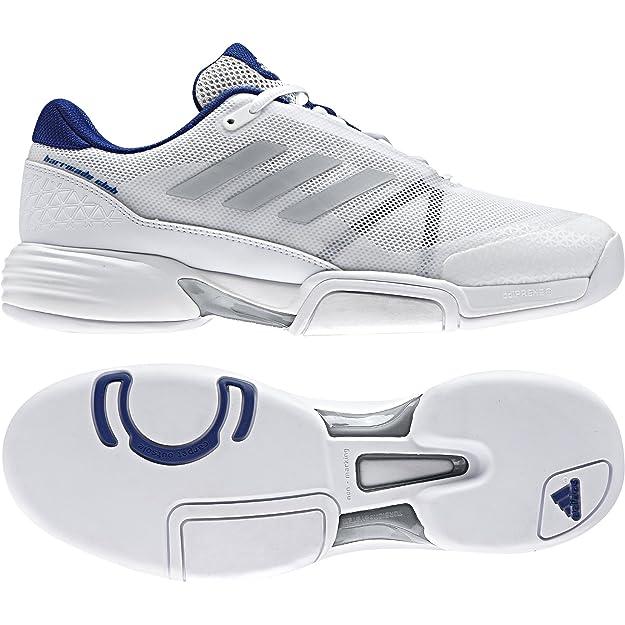 adidas Herren Barricade Club CPT Tennisschuhe:
