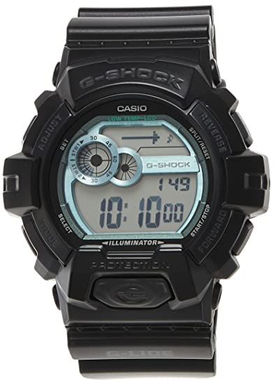 Casio De los hombres G SHOCK G-Lide Digital Deporte Cuarzo Reloj (Modelo de Asia) GLS-8900-1D: Amazon.es: Relojes