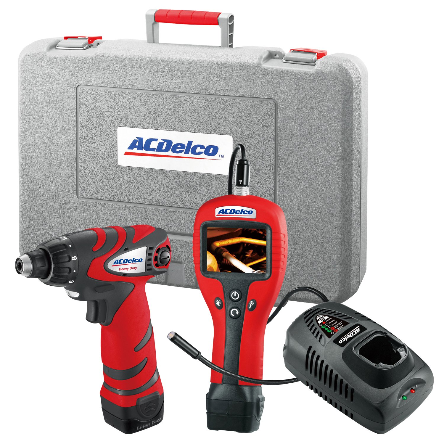 ACDelco ARZ1204D Li-Ion 12-Volt 2-in-1 Combo Kit with ARD12113 Drill/Driver Durofix