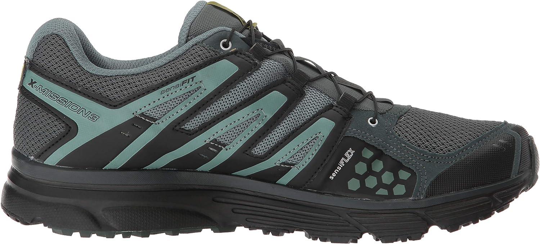 Salomon Mens X-Mission 3 Trail Running Shoes