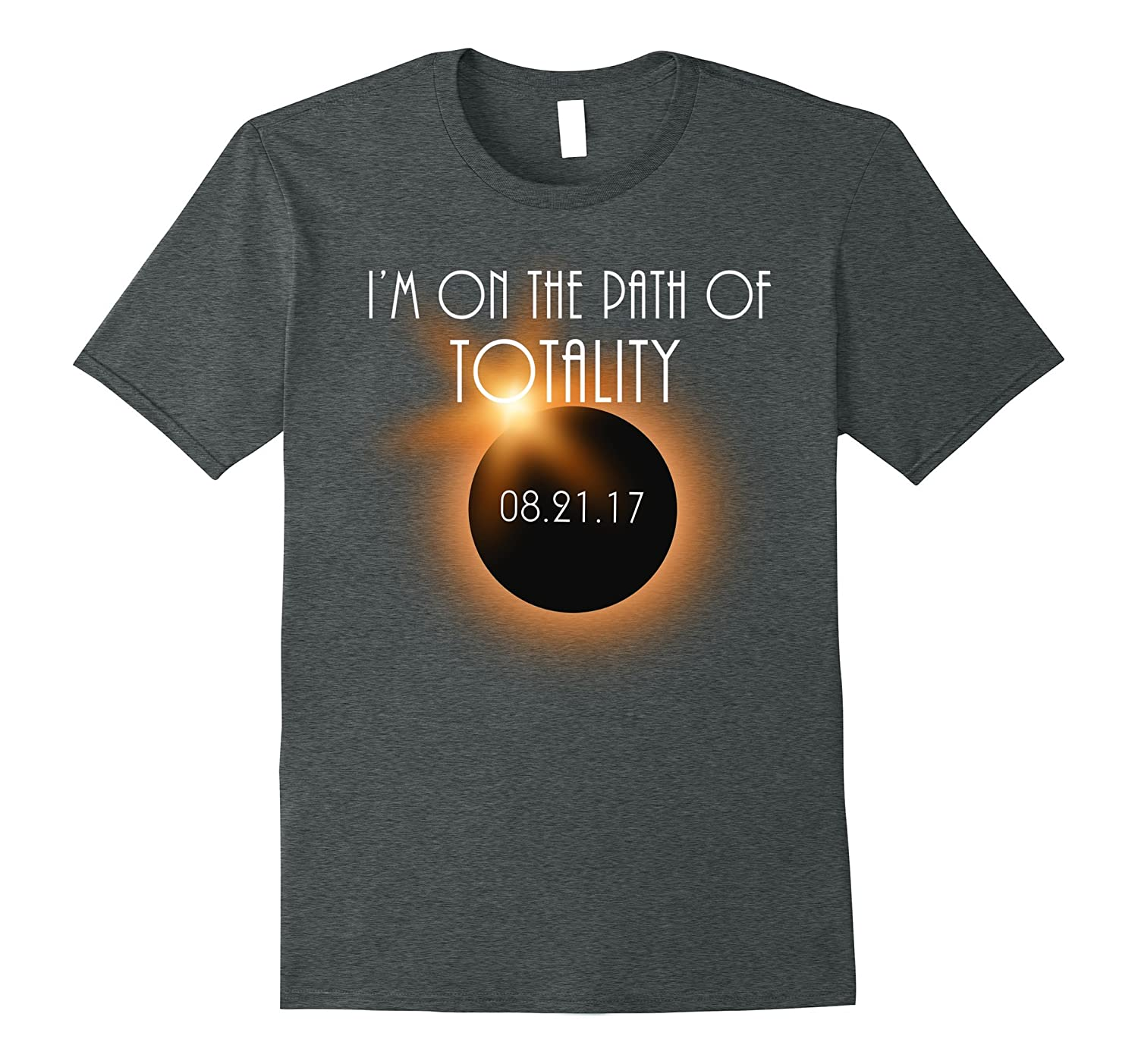 Im on the path of TOTALITY Circle Solar Eclipse Shirt 2017