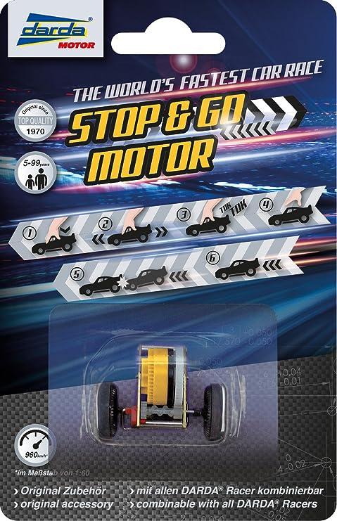 Darda 50420 Darda Stop Go Austausch Motor Rückzugsmotor Für