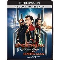 Spider-Man: Far From Home [4K + Blu-ray + Digital] (Bilingual)
