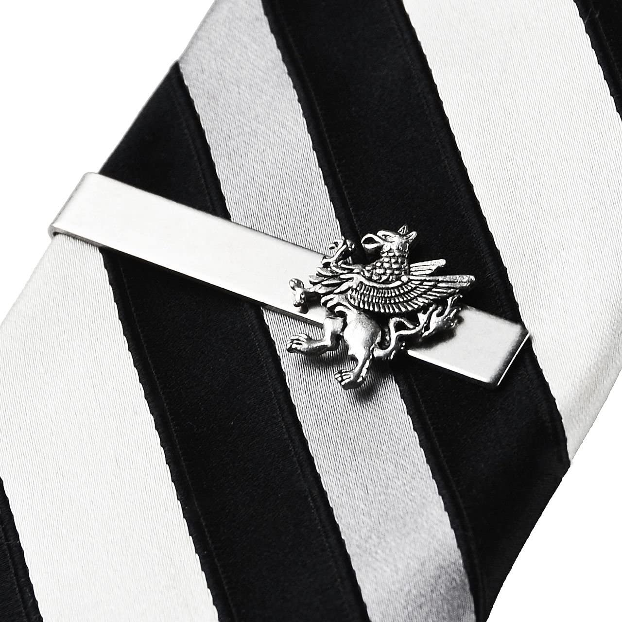 Quality Handcrafts Guaranteed Griffin Tie Clip