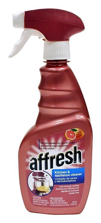 Whirlpool Affresh Kitchen Appliance Cleaner 450gm Amazon In Home Improvement