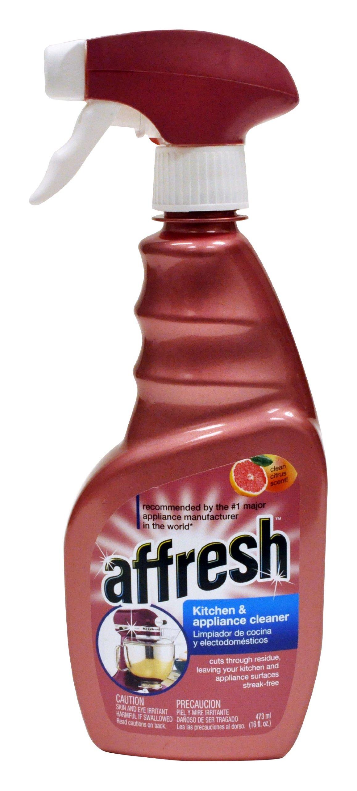 Affresh W10355010 Kitchen and Appliance Cleaner, 16 fl.oz by Affresh (Image #1)